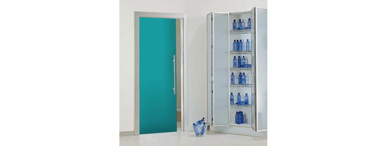 Construcc-PuertasCorred-1-32-Casali-Orchidea-Vetro-Tourquoise