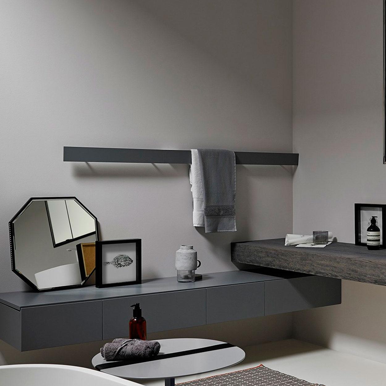 Mueble de baño Inbani towel Rack