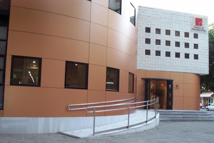 NuestProyec-Fachadas-0-Centro-Hemodonación-Murcia