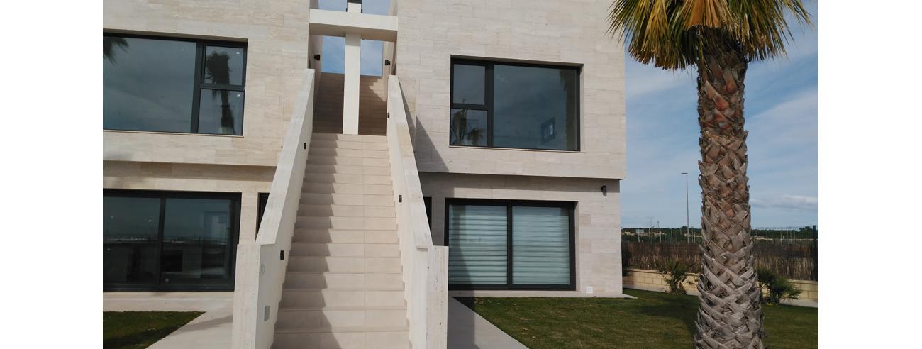NuestProyec-Fachadas-1-16 viviendas urb Pilar Horadada (Alicante) I