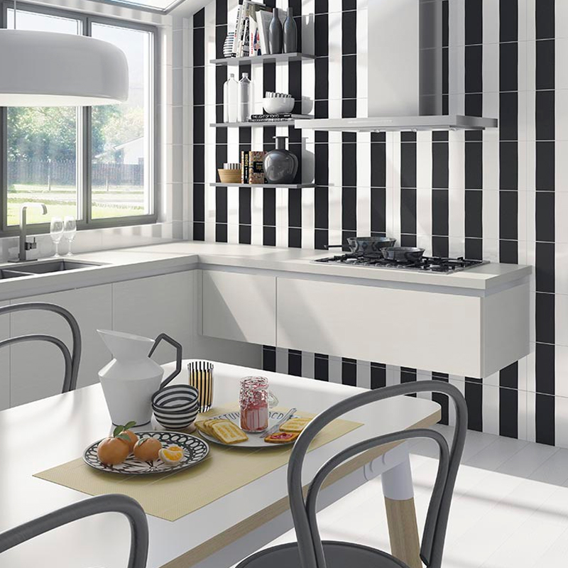 Azulejos y pavimentos para cocina Vives Asaro Blanco Arthus CR | Terrapilar Torrevieja