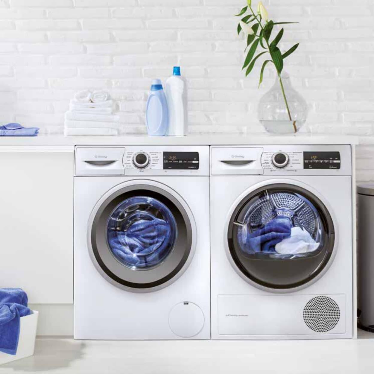 lavado y secado balay