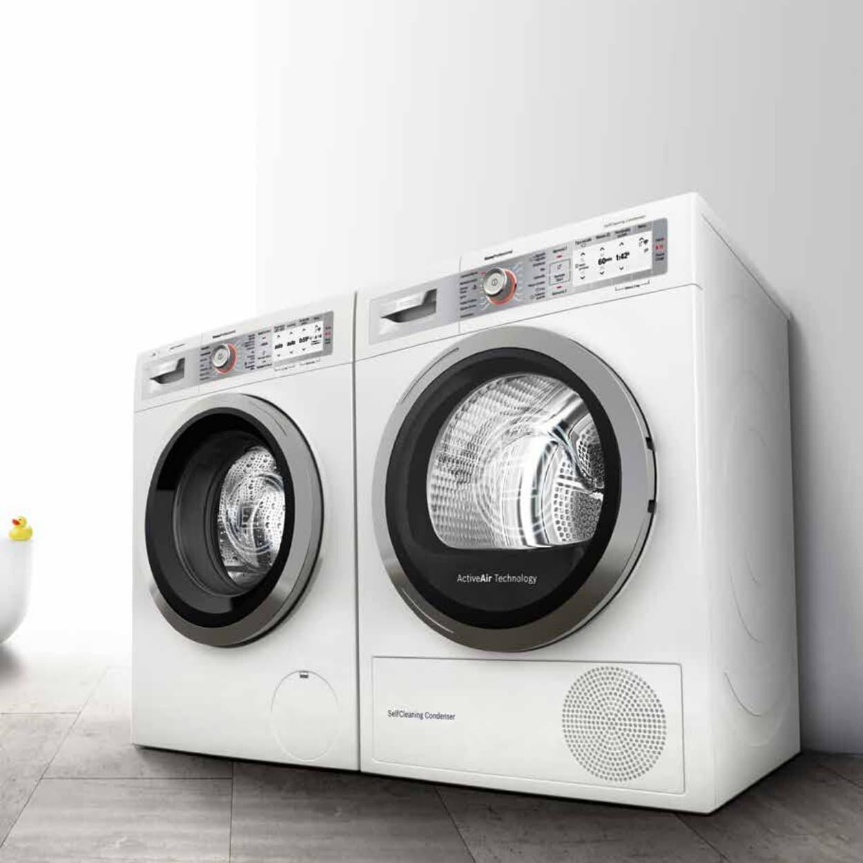 lavado y secado bosch