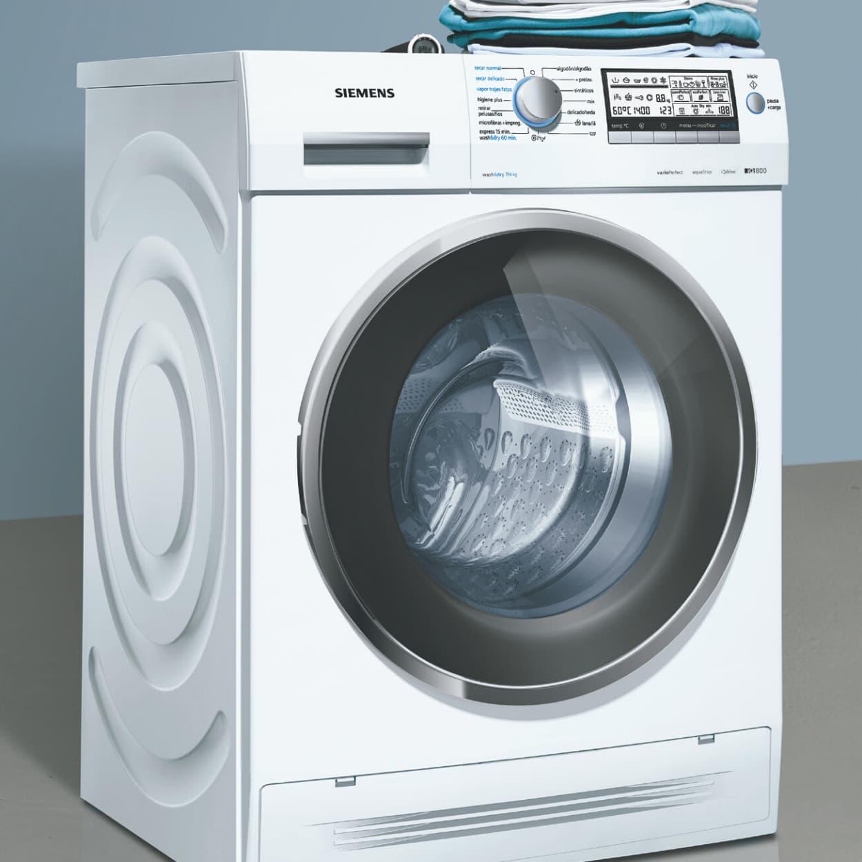 lavado y secado siemens