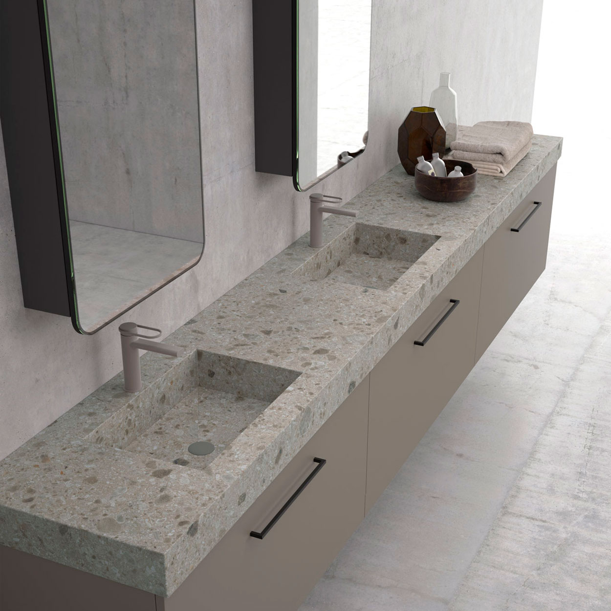 Mueble de baño Atelier