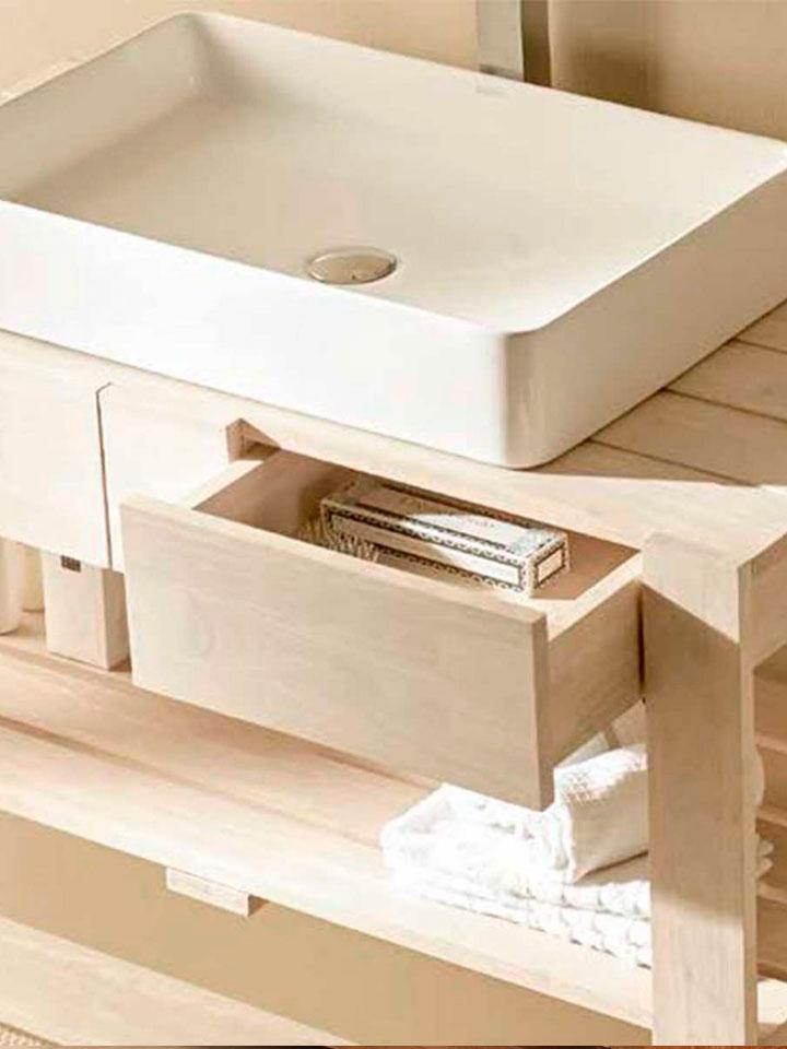 Mueble de baño Bathco Palet