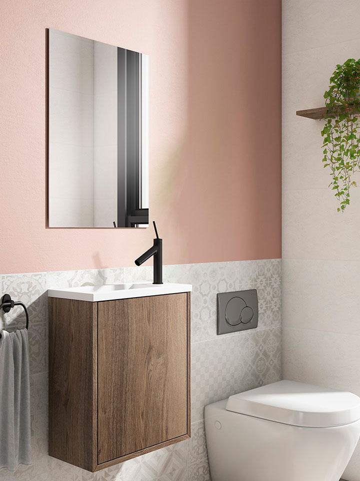 Mueble de baño Visobath colección Loft