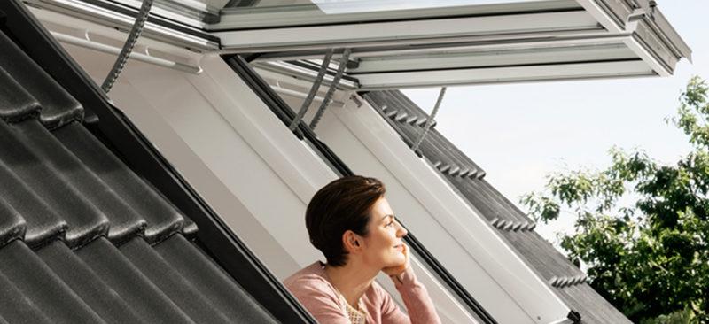 Ventana de tejado Velux integrada y doble | Terrapilar distribuidor Alicante y Murcia