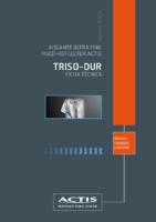ACTIS – Triso DUR (Ficha Técnica)