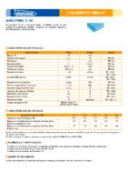 DANOSA – Extruido Ranurado Cubierta TL40 (Ficha Técnica)