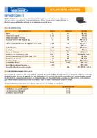 DANOSA – Impactodan 10mm (Ficha Técnica)
