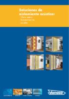 DANOSA – Soluciones de Acústicas (Catálogo)