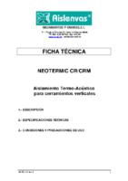 MURALI – Neotermic CR-CRM (Ficha Técnica)