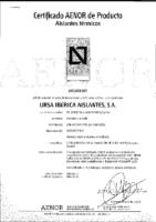 URSA – Extruido Cubierta Plana N III L (AENOR)