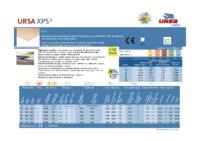 URSA – Extruido Cubierta Plana N V L 500(Ficha Técnica)