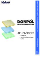 VALERO – DON POL aislamientos (Catálogo)