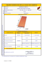 ALONSO – Bardo 120×23,5×3,5 (Ficha Técnica)