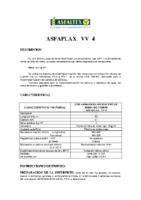 ASFALTEX – Tela Asfáltica LBM-40-FV APP 100 (Ficha Técnica)