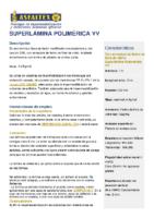 ASFALTEX – Tela Asfáltica LBM-40-FV SBS (Ficha Técnica)