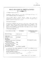 BRAVO – Cemento Cola Blanco (D.Prestaciones) (CP)