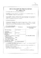 BRAVO – Cemento Cola Capa Gruesa Blanco (D.Prestaciones) (CP)