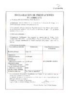 BRAVO – Cemento Cola Especial Yeso Blanco (D.Prestaciones) (CP)