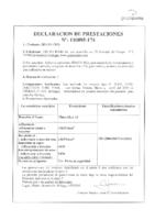 BRAVO – Cemento Cola Gris (D. Prestaciones) (CP)