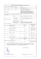 BRAVO – Mortero M7,5 (D.Prestaciones) (MR)