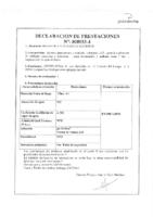 BRAVO – Mortero Revoco Fino Blanco (D. Prestaciones) (CP)