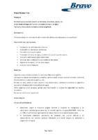 BRAVO – Mortero Revoco Fino Blanco (Ficha Técnica) (CP)