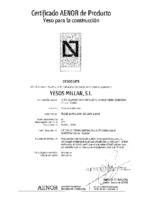 BRAVO – Yeso de Proyección EXTRA (Aenor)(M)