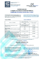 CUTILLAS – Áridos (CE)