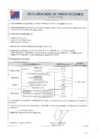 Cementos La Cruz – Cemento Gris II B-L 32,5 R (D.Prestaciones)