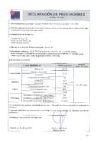 Cementos La Cruz – Cemento Gris II B-M (V-L) 42.5 R (D.Prestaciones)