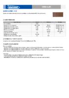 DANOSA – Lámina Drenaje Danodren H15 (Ficha Técnica)