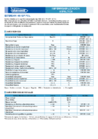 DANOSA – Tela Asfáltica LBM-40-G-FP PZ GR APP (Ficha Técnica)