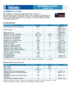 DANOSA – Tela Asfáltica LBM-40-G-FV PZ RJ APP (Ficha Técnica)