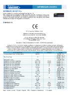 DANOSA – Tela Asfáltica LBM-50-G-FP PZ GR (Ficha Técnica)