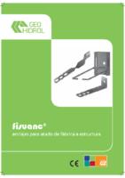 GEOHIDROL – Anclaje FISUANC (Catálogo)