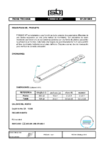 GEOHIDROL – Anclaje FISUANC MT 200 (Ficha Técnica)