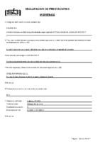 GEOHIDROL – Armadura FISUFOR E Epoxi (D.Prestaciones)