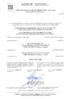 IMA – Tubo PVC teja sin presión EN-1401 (AENOR)