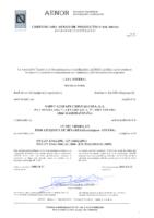 ISOVER – Acustilaine E (Aenor)