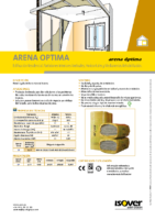 ISOVER – Arena Optima (Ficha Técnica)