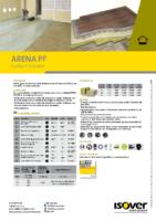 ISOVER – Arena PF (Ficha Técnica)