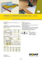 ISOVER – Panel Cubierta 150-175 (Ficha Técnica)