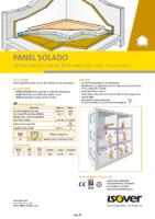 ISOVER – Panel solado (Ficha Técnica)