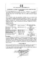 MORTEROS REUNIDOS – Mortero M5 Blanco (CE)