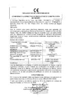 MORTEROS REUNIDOS – Mortero M7,5 Blanco (CE)
