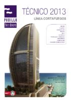 PUERTAS PADILLA – Catálogo Técnico 2013